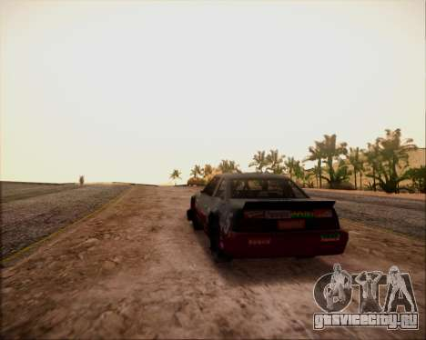 SA Graphics HD v 4.0 для GTA San Andreas третий скриншот
