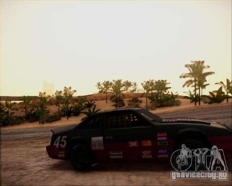 SA Graphics HD v 4.0 для GTA San Andreas четвёртый скриншот
