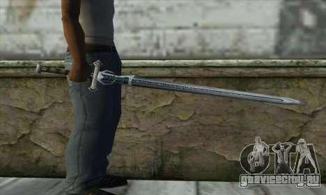Gothic 2 Sword для GTA San Andreas третий скриншот