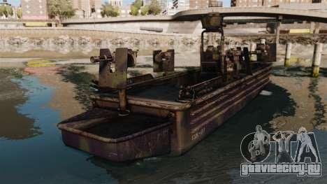 Navy SEALs SOC-R для GTA 4 вид сзади слева