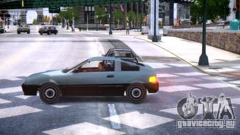 GTA HD Mod для GTA 4 одинадцатый скриншот