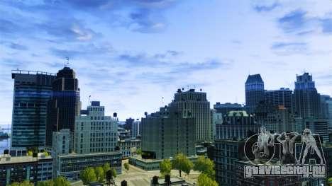 Погода Египта для GTA 4 третий скриншот