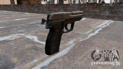 Пистолет SIG-Sauer P228 для GTA 4 второй скриншот