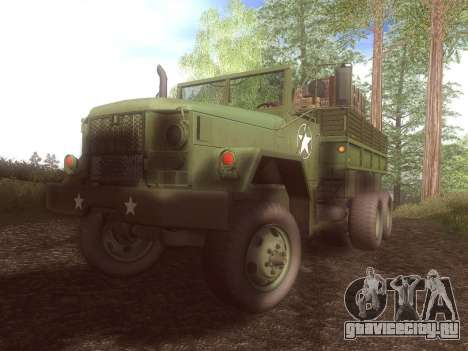 M35A2 для GTA San Andreas