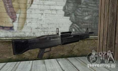 Пулемёт для GTA San Andreas второй скриншот