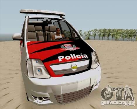 Chevrolet Meriva для GTA San Andreas