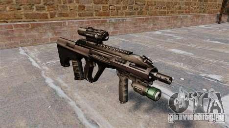 Автоматическая винтовка Steyr AUG A3 для GTA 4