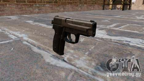 Пистолет SIG-Sauer P228 для GTA 4