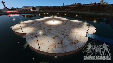Арена для боёв автотранспорта для GTA 4 четвёртый скриншот