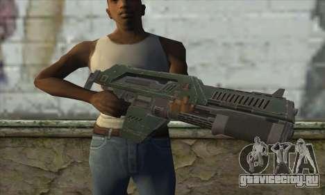 Винтовка для GTA San Andreas третий скриншот