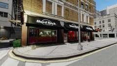 Новое кафе -Hard Rock-
