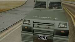 Zorrillo FF.EE для GTA San Andreas