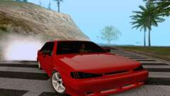 ВАЗ 2115 Diod для GTA San Andreas