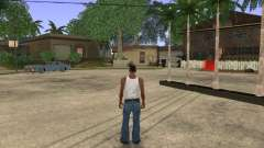 New Groove Street для GTA San Andreas