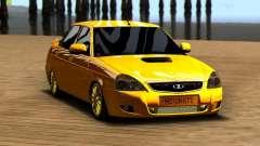 ВАЗ 2170 TURBO для GTA San Andreas
