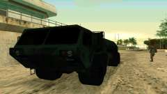 HEMTT Heavy Expanded Mobility Tactical Truck M97 для GTA San Andreas