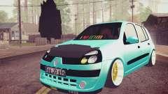 Renault Clio хэтчбек 5 дв для GTA San Andreas