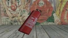 Огнетушитель из L4D
