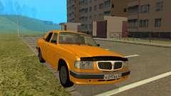 ГАЗ 3110 Волга седан для GTA San Andreas