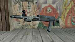 AK47 из S.T.A.L.K.E.R. для GTA San Andreas