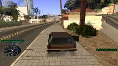 C-HUD Solt для GTA San Andreas