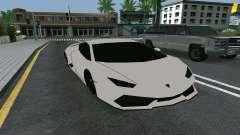 Lamborghini Huracane LP610-4