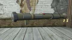 Ракетная установка из Pstal 3