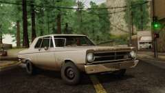 Plymouth Belvedere 2-door Sedan 1965 для GTA San Andreas