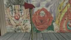 Топор из L4D для GTA San Andreas