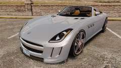 GTA V Benefactor Surano v3.0