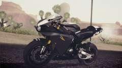 Yamaha YZF R1 2012 Black для GTA San Andreas