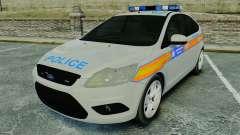 Ford Focus Metropolitan Police [ELS]