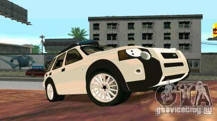 Land Rover Freelander для GTA San Andreas