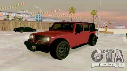 GTA V Mesa для GTA San Andreas