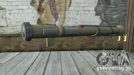 Ракетная установка из Pstal 3 для GTA San Andreas