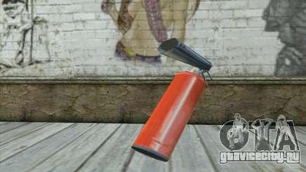 Огнетушитель для GTA San Andreas