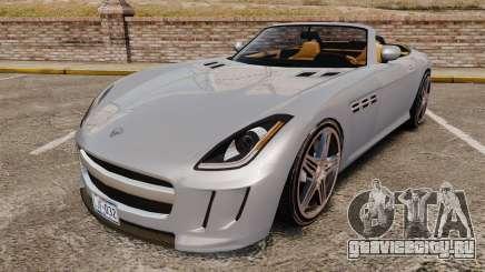 GTA V Benefactor Surano v3.0 для GTA 4