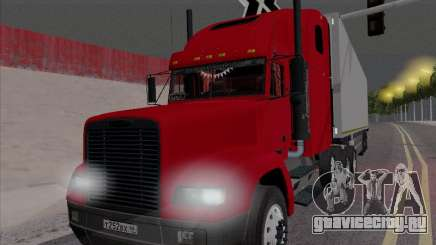 Freightliner FLD 120 для GTA San Andreas