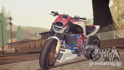 Ducati Diavel Carbon 2011 для GTA San Andreas