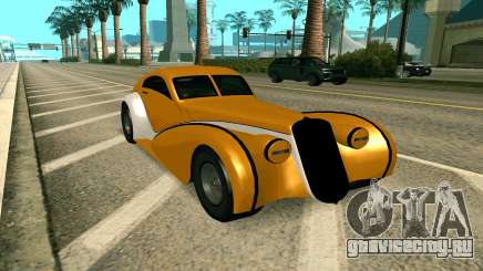 GTA V Z-type для GTA San Andreas