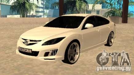 Mazda 6 2010 для GTA San Andreas