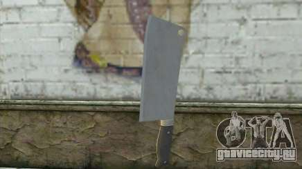 Кухонный нож из Postal 3 для GTA San Andreas