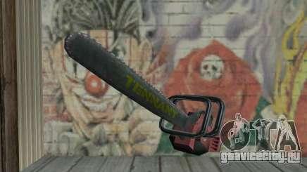 Manhunt Kettensäge для GTA San Andreas