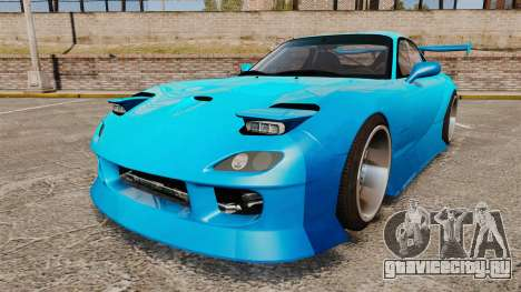 Mazda RX-7 Super Edition для GTA 4