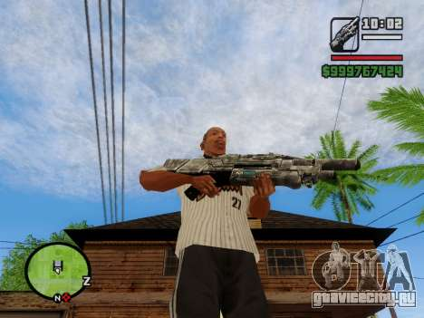 М-99 Сабля v.2 для GTA San Andreas шестой скриншот