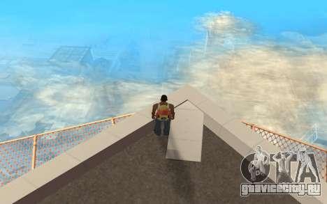 Изменение дальности прорисовки для GTA San Andreas третий скриншот