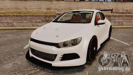 Volkswagen Scirocco для GTA 4