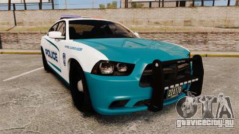 Dodge Charger 2013 Patrol Supervisor [ELS] для GTA 4