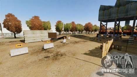 Внедорожный трек v2 для GTA 4 девятый скриншот