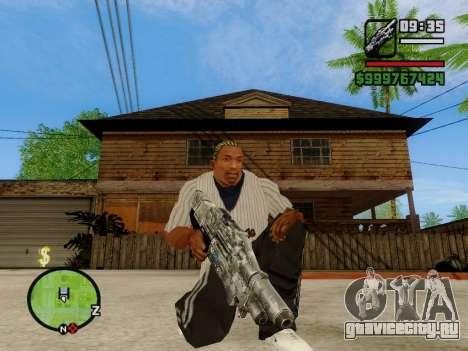 М-99 Сабля v.2 для GTA San Andreas четвёртый скриншот